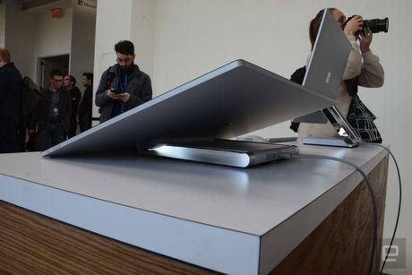 Microsoft ra mat Surface Studio 'doi choi' voi iMac cua Apple - Anh 8