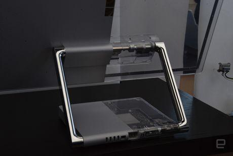 Microsoft ra mat Surface Studio 'doi choi' voi iMac cua Apple - Anh 9
