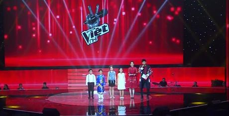 Chung ket Giong hat Viet nhi 2016 - Anh 3