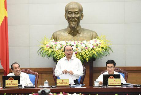 Thu tuong: 'Khong de lam phat qua 5%' - Anh 1