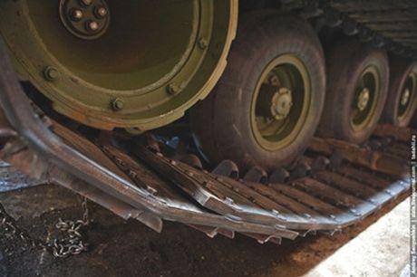 Kha nang dac biet cua 'vua xe dia hinh' banh xich S-300 Vityaz - Anh 10