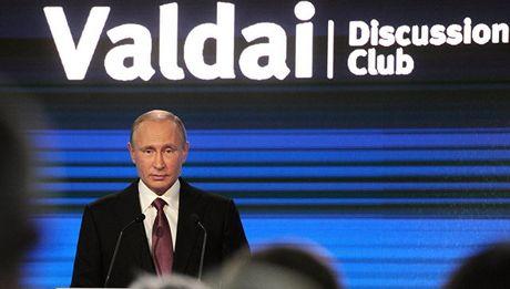 Nhung tuyen bo 'dam chat Putin' tai cau lac bo chinh tri Valdai - Anh 1