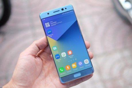 Su co Galaxy Note 7 anh huong nhu the nao den kim ngach xuat khau cua Viet Nam? - Anh 1