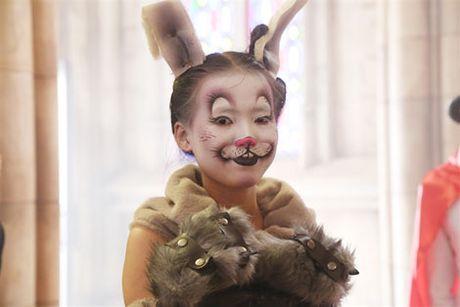 Thot tim voi Le hoi Halloween tai Ba Na Hills - Anh 2