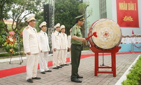 Truong Cao dang CSND I khai giang nam hoc moi - Anh 4