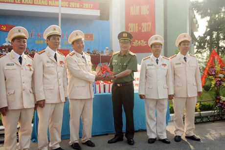 Truong Cao dang CSND I khai giang nam hoc moi - Anh 6
