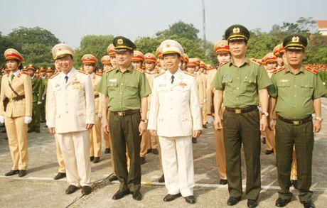 Truong Cao dang CSND I khai giang nam hoc moi - Anh 8