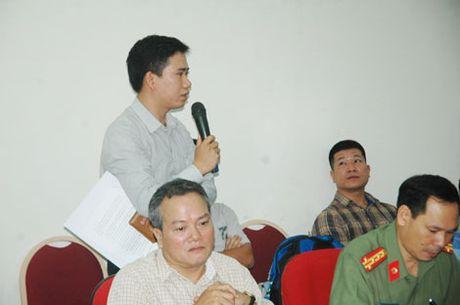 800 VDV tham du Giai vo dich Dien dan bong ban Viet Nam tranh Cup Bao CAND - Anh 5