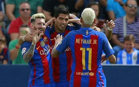 Barcelona – Granada: Khong the can Messi - Anh 1