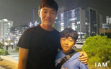 Xuan Truong tim co hoi de duoc da chinh o Han Quoc - Anh 1