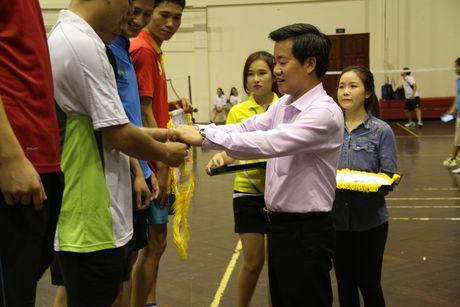 Giai the thao chao mung 55 nam thanh lap Tong cuc TCDLCL thanh cong tot dep - Anh 7