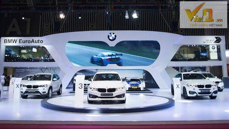 Ngam loat o to dep 'long lanh' tai trien lam Vietnam International Motor Show 2016 (P1) - Anh 4