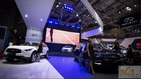 Ngam loat o to dep 'long lanh' tai trien lam Vietnam International Motor Show 2016 (P1) - Anh 9