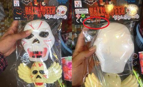 Do choi Halloween: Hang Viet hiem co, kho tim - Anh 2