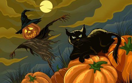 Nhung dieu can kieng ky trong ngay Halloween - Anh 1
