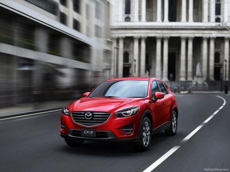 Mazda CX-5 2017 vua lo dien co gi moi? - Anh 2