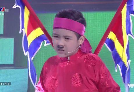 Hoc tro Dong Nhi - Ong Cao Thang dang quang Giong hat Viet nhi 2016 - Anh 2