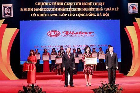Vistar Pharmacy – Doanh nghiep co nhieu dong gop cho cong dong - Anh 1