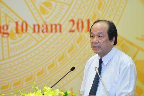 Vu ong Vu Huy Hoang: Khoi to hay khong se theo quy dinh - Anh 1