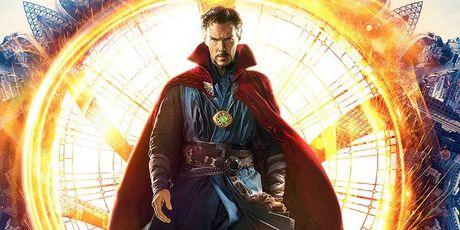 Doctor Strange: Marvel va cuoc choi ao giac - Anh 1