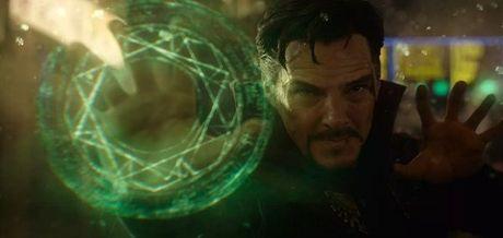 Doctor Strange: Marvel va cuoc choi ao giac - Anh 4