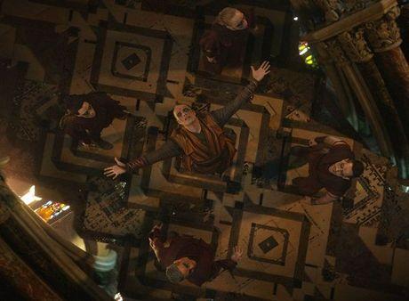 Doctor Strange: Marvel va cuoc choi ao giac - Anh 5