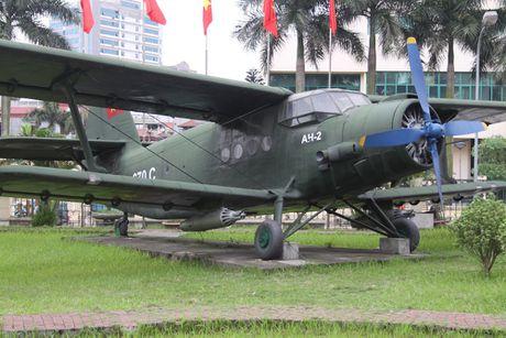 Khong quan Viet Nam nho Nga ho tro nang cap 40 may bay An-2 - Anh 1