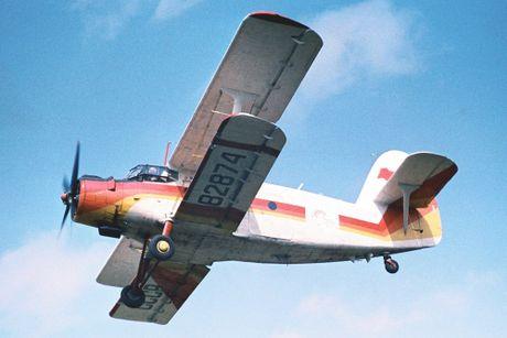 Khong quan Viet Nam nho Nga ho tro nang cap 40 may bay An-2 - Anh 3