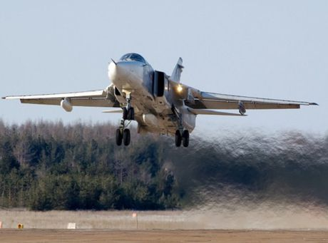 May bay Nga - My suyt dung nhau tai Syria - Anh 1