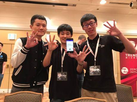 Nhom hacker Trung Quoc ha guc Nexus 6P trong vong 5 phut - Anh 1