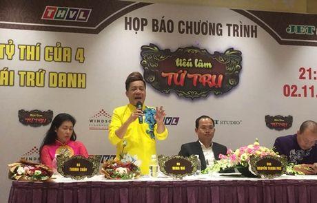 Nghe si Minh Nhi: 'Dien hai khong phai cuoi ha ha la xong' - Anh 2