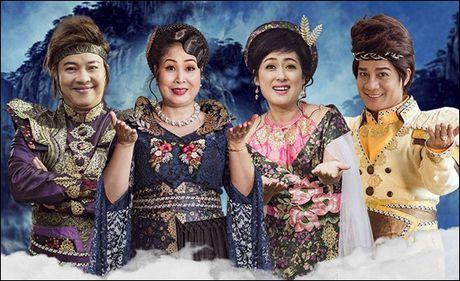 Nghe si Minh Nhi: 'Dien hai khong phai cuoi ha ha la xong' - Anh 3