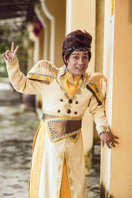 Nghe si Minh Nhi: 'Dien hai khong phai cuoi ha ha la xong' - Anh 4