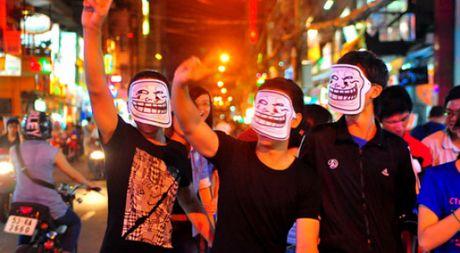 Nhung diem choi dem Halloween 'cuong nhiet' nhat Sai Gon - Anh 1