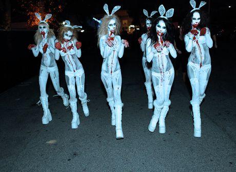 Nhung diem choi dem Halloween 'cuong nhiet' nhat Sai Gon - Anh 2