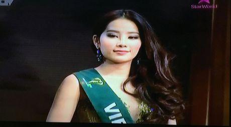 Nam Em lot top 8 Miss Earth - Hoa hau trai dat 2016 - Anh 1