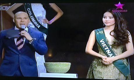 Nam Em lot top 8 Miss Earth - Hoa hau trai dat 2016 - Anh 2