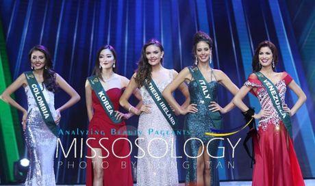Nam Em lot top 8 Miss Earth - Hoa hau trai dat 2016 - Anh 3
