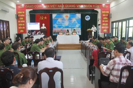 Hai Phong: Phat huy suc manh cua nhan dan trong PCCC - Anh 1