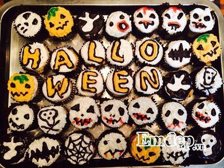 Nhung mon an cho le Halloween de lam tai nha - Anh 1