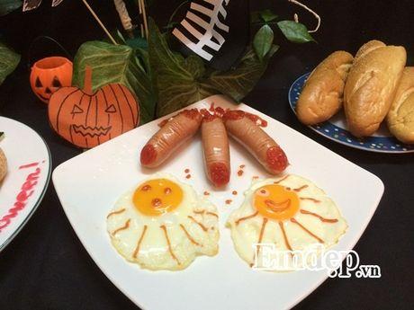 Nhung mon an cho le Halloween de lam tai nha - Anh 4