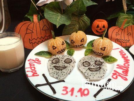 Nhung mon an cho le Halloween de lam tai nha - Anh 5