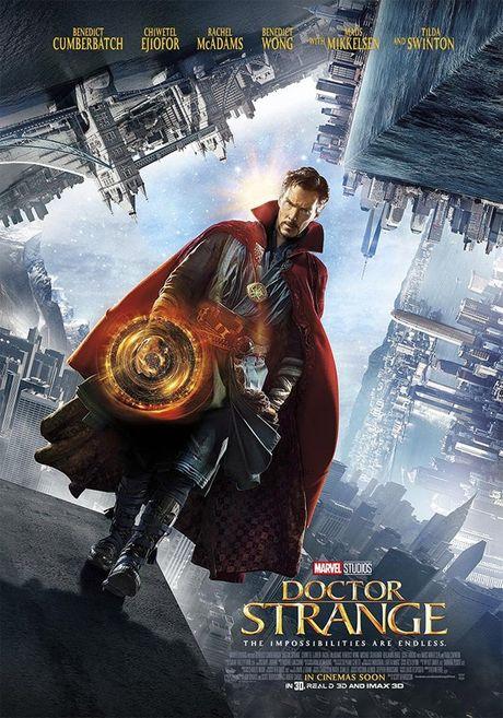 Bom tan 'Doctor Strange' cung loat phim hap dan ra rap cuoi tuan nay - Anh 1