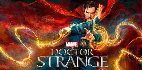 Bom tan 'Doctor Strange' cung loat phim hap dan ra rap cuoi tuan nay - Anh 2
