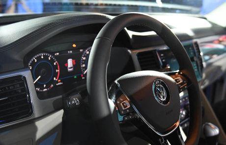 Can canh Volkswagen Atlas 2018 hoan toan moi, doi thu Toyota Highlander - Anh 11