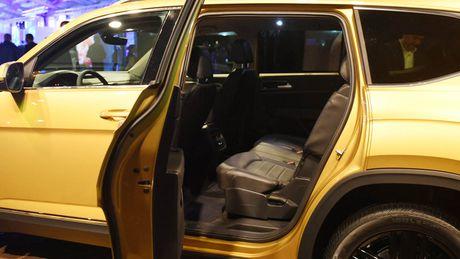 Can canh Volkswagen Atlas 2018 hoan toan moi, doi thu Toyota Highlander - Anh 13