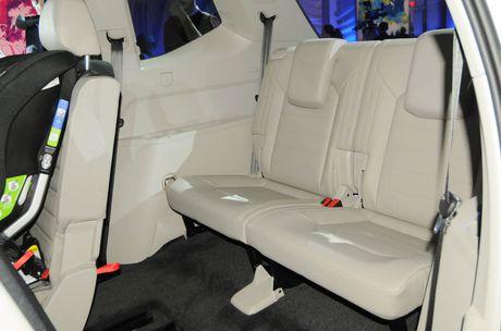 Can canh Volkswagen Atlas 2018 hoan toan moi, doi thu Toyota Highlander - Anh 14
