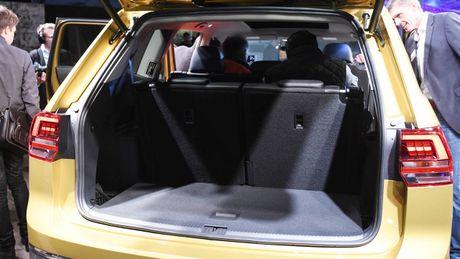 Can canh Volkswagen Atlas 2018 hoan toan moi, doi thu Toyota Highlander - Anh 15