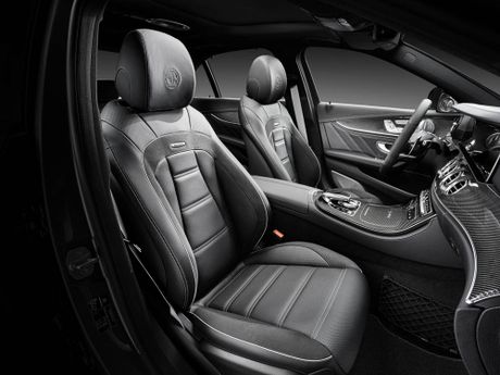 Ra mat 'sieu sedan' Mercedes AMG E 63 2017 nhanh tua sieu xe - Anh 10