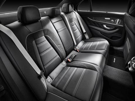 Ra mat 'sieu sedan' Mercedes AMG E 63 2017 nhanh tua sieu xe - Anh 11